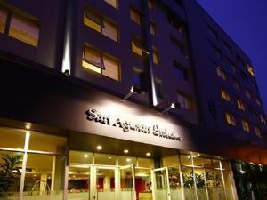 """Foto del exterior de """"Hotel San Agustín Exclusive"""""""