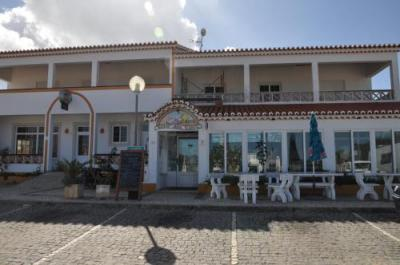 Foto area ristorante Solar dos Vales