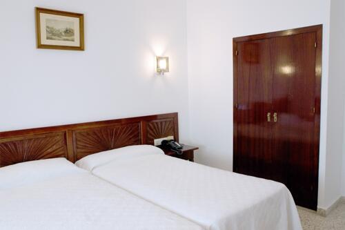 Foto de una habitación de Hotel Costa De La Luz