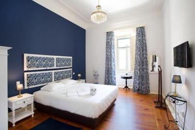 Foto di una camera da Typical Lisbon Guest House