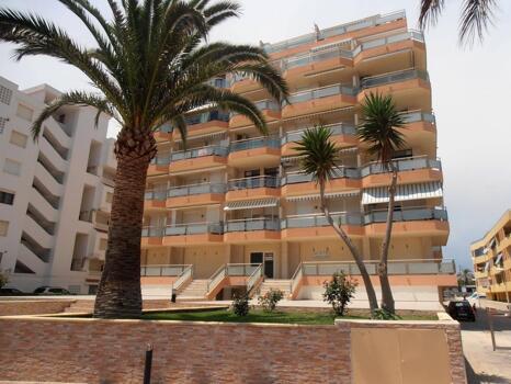 Foto degli esterni Apartamentos Surfing 3000