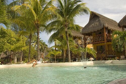 Foto de los servicios de Hotel Mahekal Beach Resort