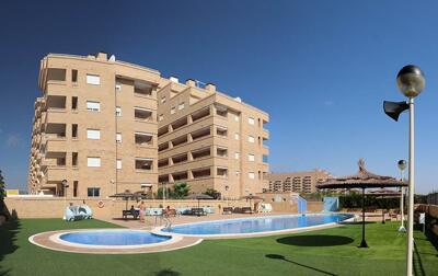 Foto del exterior de Apartamentos Vacaciones Azahar