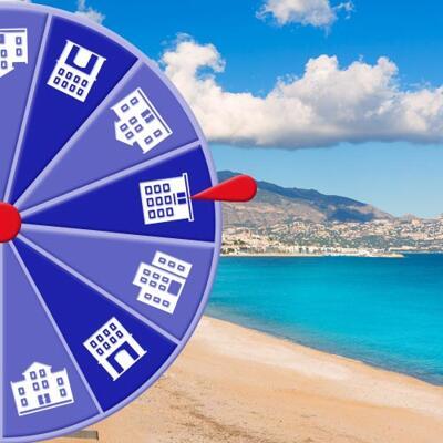 Außenansicht - Ruleta/Roulette Hotel Playa de Gandía 3*