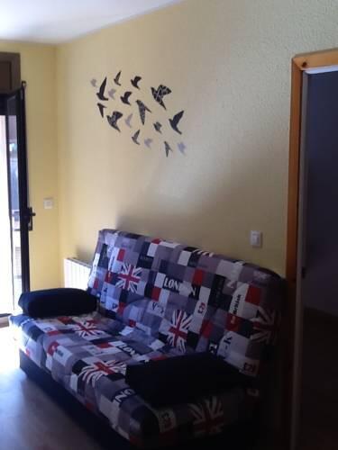 Foto de una habitación de Apartment Llenguadera