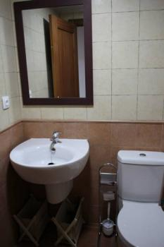 Bathroom – Apartamentos Vega