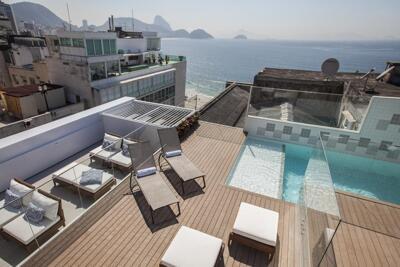 Ausstattung - Rio Design Hotel