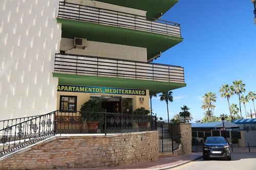 Foto del exterior de Apartamentos Mediterraneo
