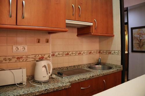 Foto de una habitación de Apartamentos Mediterraneo