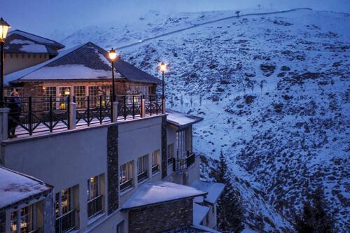 Foto del exterior de Hotel Ziryab