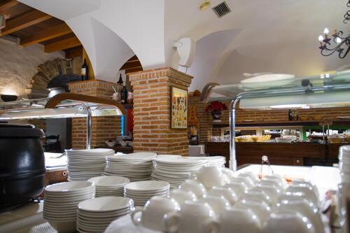 Foto do restaurante - Hotel Telecabina