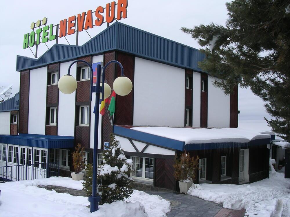 Hotel Nevasur Sierra Nevada Spain