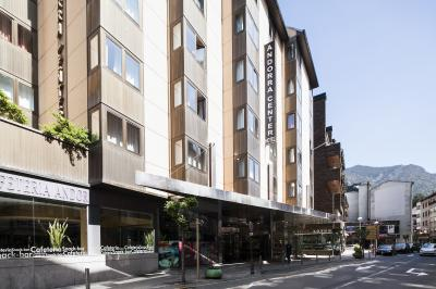 Foto del exterior de Hotel Best Andorra Center