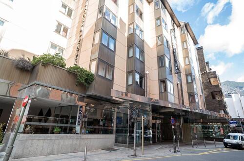 Foto del exterior de Hotel Andorra Center