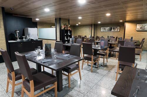Foto de restauración de Hotel Andorra Center