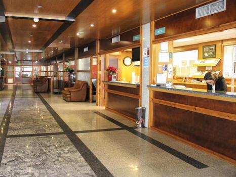Foto de las zonas nobles de SOMMOS Hotel Benasque Spa