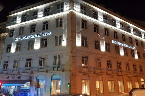Außenansicht - My Story Hotel Tejo