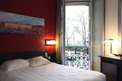 Foto de una habitación de Occitania Centre Toulouse Matabiau