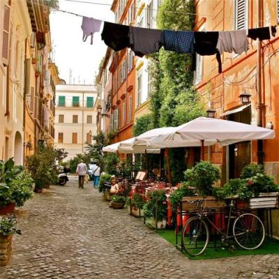 Bild - Home With Love Trastevere