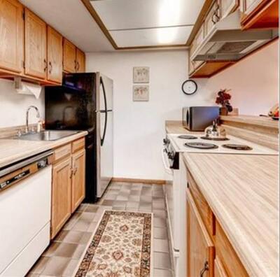 Foto generica Two-Bedroom Mountainside Condo E259
