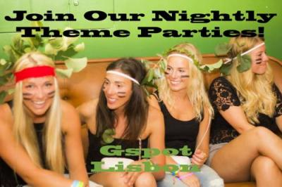 Foto geral - The Gspot Hostel