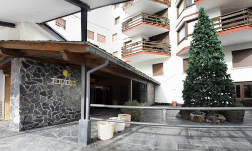 Foto degli esterni Hotel Nievesol