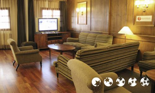Foto de las zonas nobles de Hotel Nievesol