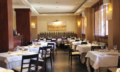 Foto area ristorante Hotel Saliecho
