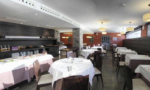 Restaurant - Hotel y Apartamentos HG Cerler