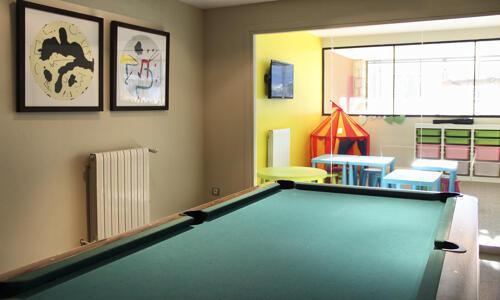 Foto de los servicios de Hotel y Apartamentos HG Cerler