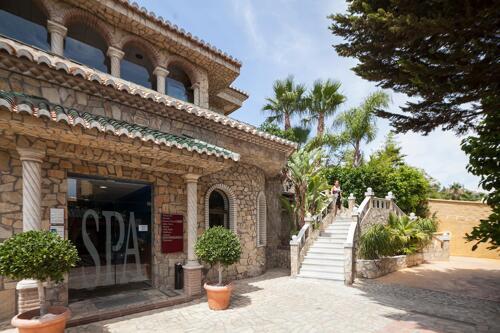 Foto do exterior - Hotel Best Alcazar