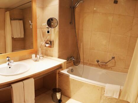 Foto del bagno Hotel Real Palácio