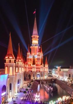Surrounding area – The Land Of Legends Kingdom Hotel