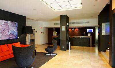 Foto delle aree comuni da Hotel Açores Lisboa
