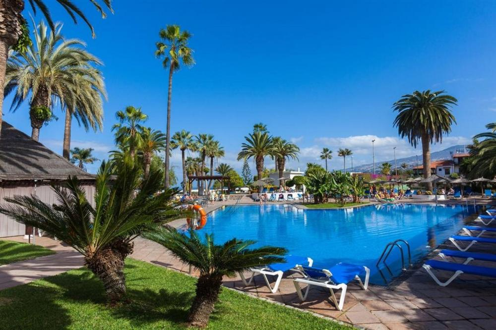 Hotel blue sea interpalace puerto de la cruz - Hotel blue sea puerto resort tenerife ...