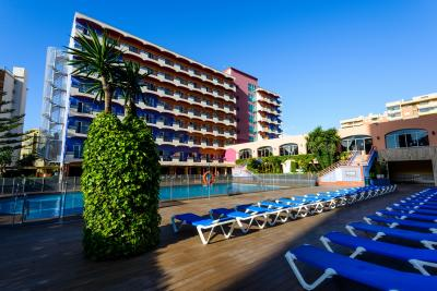 Foto del exterior de Hotel Monarque Fuengirola Park