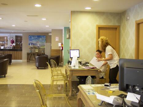 Foto de las zonas nobles de Hotel Mainare Playa