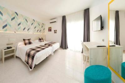 Zimmer - Hotel Playasol Lei Ibiza - Adults Only