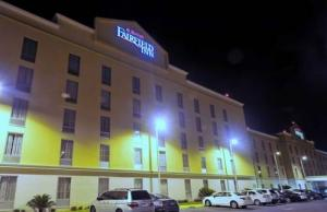 "Foto del exterior de ""Hotel Fairfield Inn By Marriott Monterrey Aeropuerto"""
