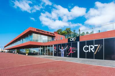 Foto do exterior - Pestana Cr7 Funchal