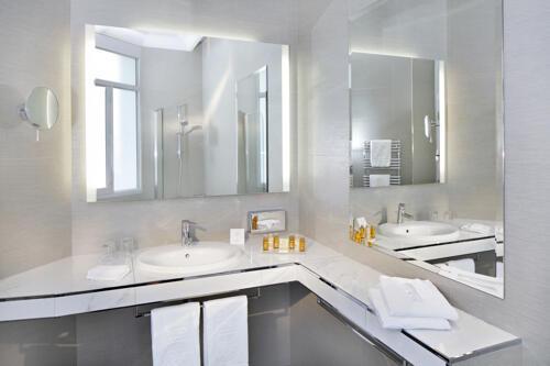 Foto del baño de Hotel Chateau Frontenac