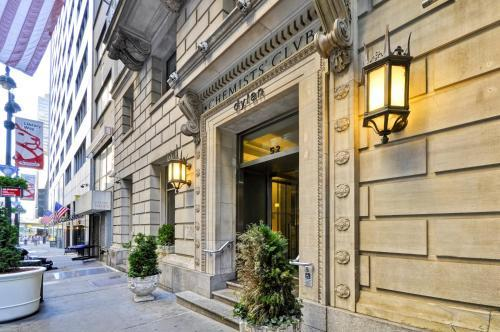 Exterior – Dylan Hotel NYC