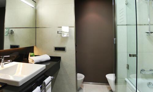 Foto del baño de Hotel Primus Valencia