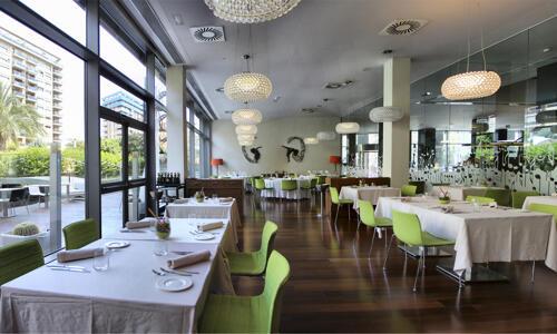 Restaurant - Hotel Primus Valencia