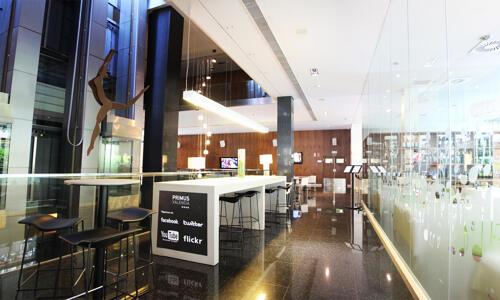 Öffentliche Bereiche - Hotel Primus Valencia