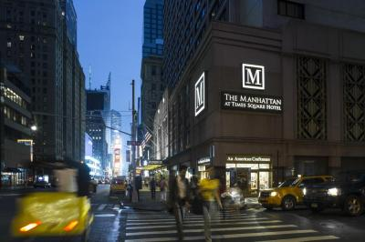 Foto del exterior de Hotel The Manhattan Hotel at Times Square