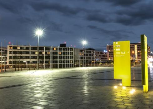 Foto del exterior de Wyndham Stuttgart Airport Messe