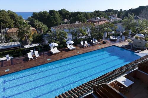Foto de los servicios de Hotel Les Rotes