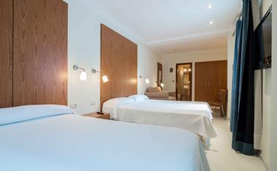 Foto de una habitación de Hotel Costa Blanca