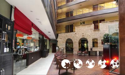 Foto de las zonas nobles de Hotel F&G Logroño